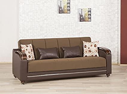 Divamax Sofa Bed | Sarp Dark Chocolate