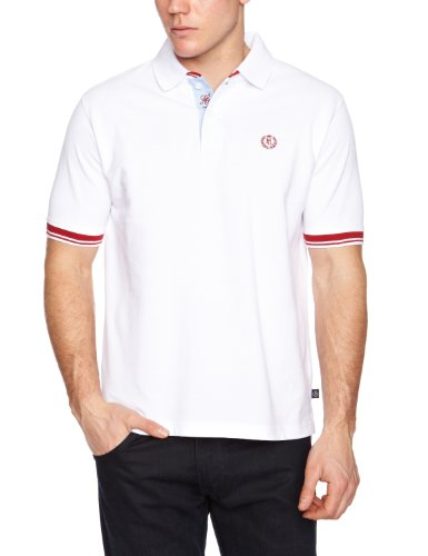 Henri Lloyd Norbit Polo Men's Shirt Bright White Medium