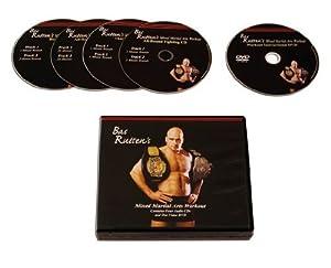 BAS-RUTTEN MMA Workout CD and DVD