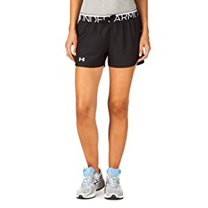 Short Play Up Under Armour - Blk