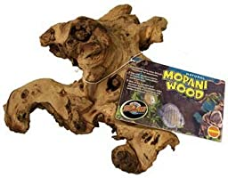 Mopani Wood Assorted 4sm,3med,2lg,1 Jumbo Aquarium Tag