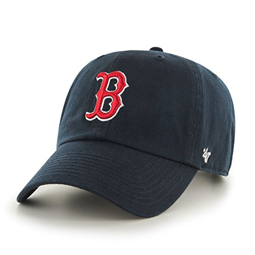 47-Erwachsene-Kappe-MLB-Boston-Sox-Clean-Up