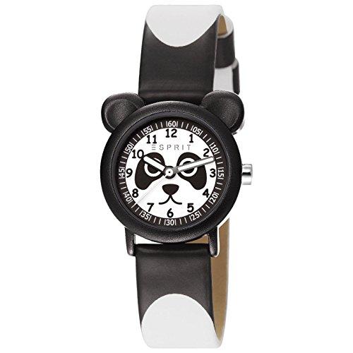 Esprit  ES107624001 - Reloj de cuarzo unisex, con correa de cuero, color multicolor