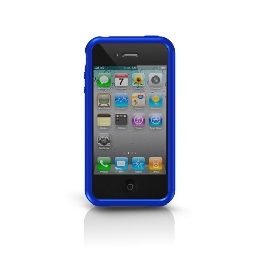 Marware SportGrip Edge iPhone 4G Case (Blue)