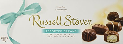 Russell Stover: Assorted Creams Fine Chocolates, 12 oz by Russell Stover (Russell Stover Assorted Creams compare prices)
