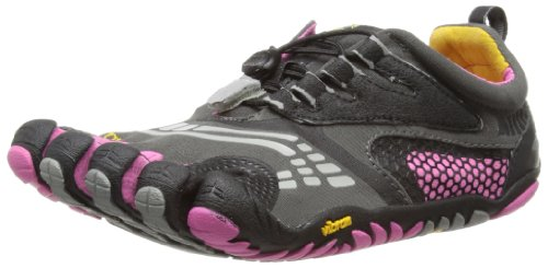 Vibram Five Fingers - KMD Sport LS (Damen) - Grey/Black/Pink Größe: 36