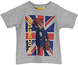 Character Boys39 Paddington Bear Short Sleeved Top