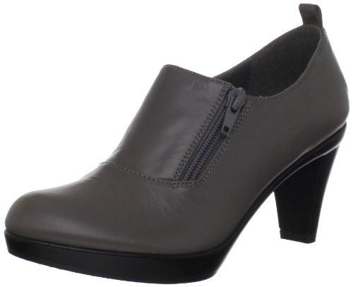Bella Vita Women's Witty Boot,Grey Kidskin,8 W US