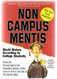 Non Campus Mentis: World History According to College Students