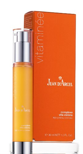Jean D'Arcel Vitaminee High Potency Complex, 30 Ml / 1.0 Fl. Oz