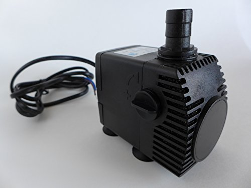 12v dc submersible water pump for solar powered fountain for Best fish pond pump