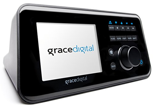 Best Price! Grace Digital GDI-IRCA700 Wireless Internet Radio Adapter with 3.5-Inch Color Display Fe...