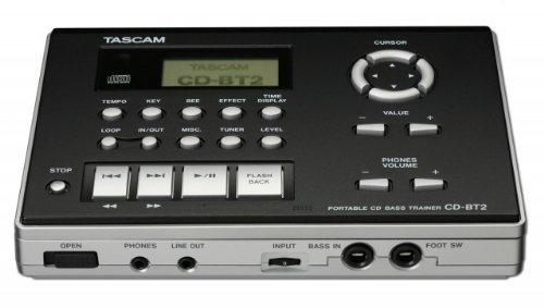 TASCAM CDトレーナー ベース用 CD-BT2