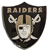 NFL Oakland Raiders Logo Pin at Amazon.com