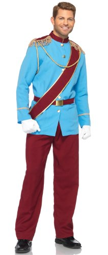 Leg Avenue Men's Prince Costume (4 Piece)
