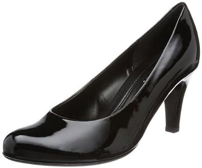 Gabor Shoes 75.210.97, Damen Pumps, Schwarz (schwarz (+Absatz)), EU 36 (UK 3.5) (US 6)