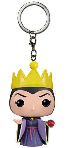Funko - Porte Clé Disney - Evil Queen Pocket Pop 4cm - 0849803048624