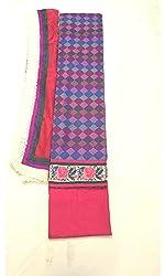 BEAUVILLE VAIIBAVAM Women's Unstiched Salwar Material (BVPCUC_8_Multi_Free Size)