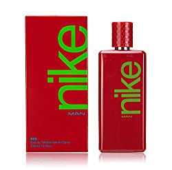 Nike Man Eau De Toilette Natural Spray, 100ml (Red)