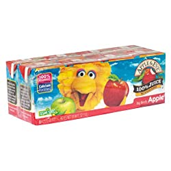 Apple & Eve Asept Big Bird Apple 8 Pack ( 5x8/4.23OZ)