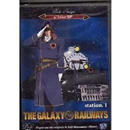 The Galaxy Railways Station 1