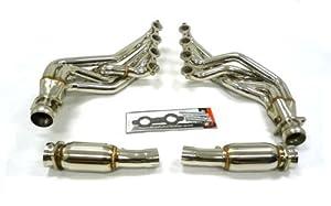 OBX Exhaust Header GM 04-07 CADILLAC CTSV LS6 LS2