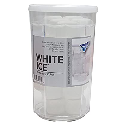 White-Ice-(TM)-Reusable-Ice-Cubes-for-your-Drinks-24-Cubes