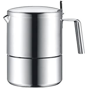 WMF Kult Espresso Maker for 6 Cups by WMF