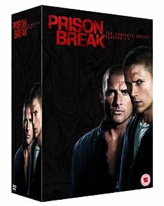 Prison Break - Season 1-4 [DVD]