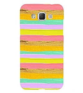 PrintVisa Summer Color Block Pattern 3D Hard Polycarbonate Designer Back Case Cover for Samsung Galaxy Grand 3