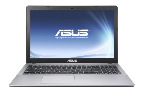 ASUS A550CA-EB51 15.6-Inch Laptop (Dark Gray)