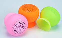 Ducasso Mushroom Shaped Bluetooth Speaker with Microphone