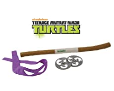 Teenage Mutant Ninja Turtles Ninja Combat Gear Donatello