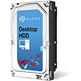 Seagate 4TB Desktop HDD SATA 6Gb/s 64MB Cache 3.5-Inch Internal Bare Drive (ST4000DM000)