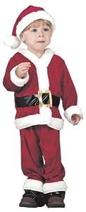 Child's Santa Claus Halloween Costume (2-4T)