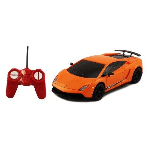 Officially Licensed 1:24 Lamborghini Gallardo LP570-4 Superleggera RC Car Remote Control Full Function (Colors May Vary)