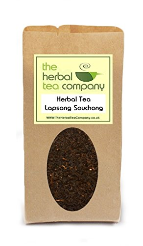 Meadowsweet Filipendula Ulmaria Lapsang Souchong Blend - With A Hint Of Mango - Free Infuser - Makes 30+ Cups