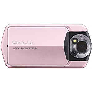Casio Tryx TR150 Digital Camera (Pink)