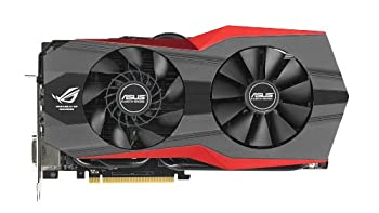 ASUS AMD Radeon R9 290X GPU 搭載グラフィックカード MATRIX-R9290X-P-4GD5 【PCI-Express3.0】