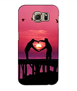 instyler BACK COVER CASE FOR SAMSUNG GALAXY S7