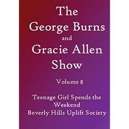 Burns & Allen [Volume 8]