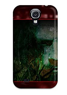 buy Hot 3811816K91724512 Galaxy S4 Hard Back With Bumper Silicone Gel Tpu Case Cover Attractive Rob Zombie