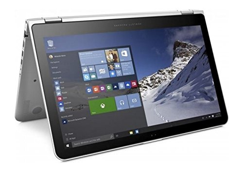HP Envy x360 2-in-1 15.6″ Touch Screen 5th Intel Core i7-5500U 8GB DDR3 1TB HDD- Natural Silver