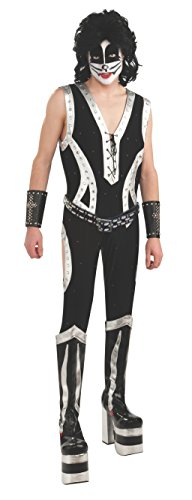 Rubie's Costume Men's Kiss Catman Deluxe Costume Boots