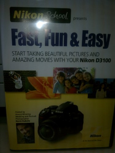 Nikon DVD Fast, Fun & Easy for D3100