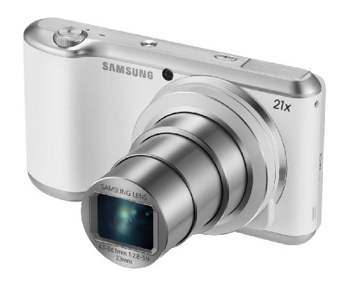 New Samsung GC200 Galaxy Camera 2 - 16.3 Megapixel CMOS, 21x Optical Zoom, Android 4.3, WiFi and 4.8...