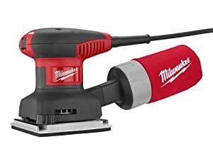 Milwaukee 6020-21 1/4-Sheet Orbital Sander