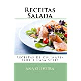 Receitas Salada (Receitas de Culinária para a Casa Série)