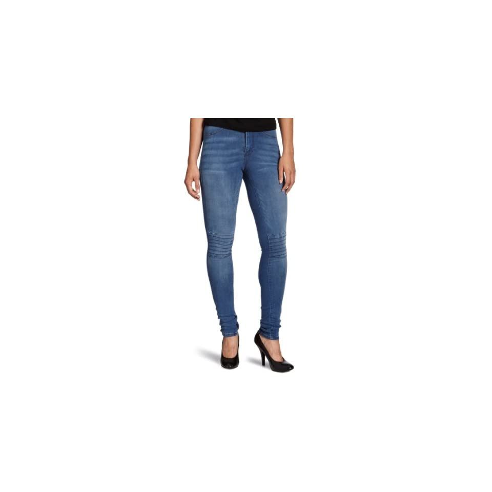 8cc913400e095c ONLY Damen Jeans 15068829/ANDREA HIGHWAISTED KNEE PATCH JEGGING L1 ...