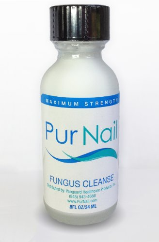 PurNail Nail Fungus Solution - Topical Toenail Fungus Treatment First ...